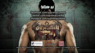 Trailer - SUPREMACY MMA Teaser Trailer for PS3 and Xbox 360
