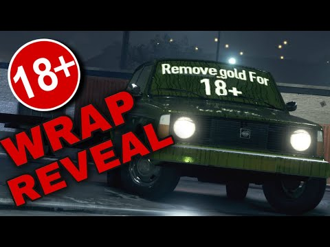 18+ WRAP REVEALS!!! | Need For Speed (2015) |