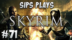 Sips Plays Skyrim - Part 71 - Meridia's Bacon