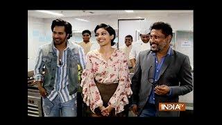 Varun Dhawan and Banita Sandhu reveal interesting details about October