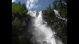 CASCATE NARDIS, STREPITOSA FORZA E BELLEZZA - Val di Genova - Pinzolo- Trentino