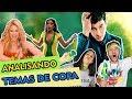 TEMAS DA COPA: SHAWN PORTUGA, SHAKIRA RECORDISTA, ANITTA + BOLÃO DA COPA ft Foquinha | Maicon Tudo