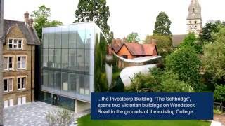Project Management – Investcorp Building at St Antony's College, Oxford