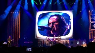 Rush R40 - Houston - 9th song - Distant Early Warning - 5.20.15 - HD - 1080p