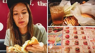 Japanese Fast Food Review: A Quick Lotteria Taste Test 🍔 | Tokyo, Japan