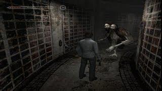 Silent Hill 4 (PS2) : Walkthrough - Water Prison World (Part 1)