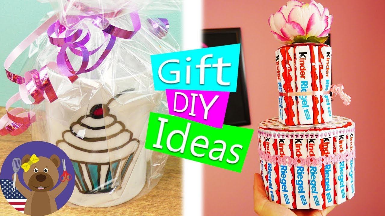 Diy Birthday Gift Ideas Coffee Mug Diy And Chocolate Bouquet