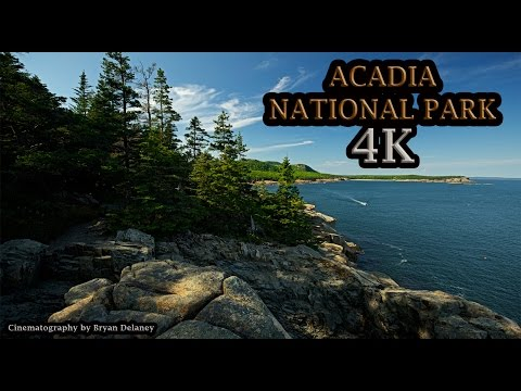 Acadia National Park (4K Ultra HD)