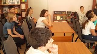 """Библиотека №35 им.Б.Стукалина Библиотечный урок """"Его Величество Словарь"""""""