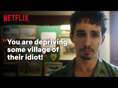 The Umbrella Academy | Klaus' Best Lines | Netflix