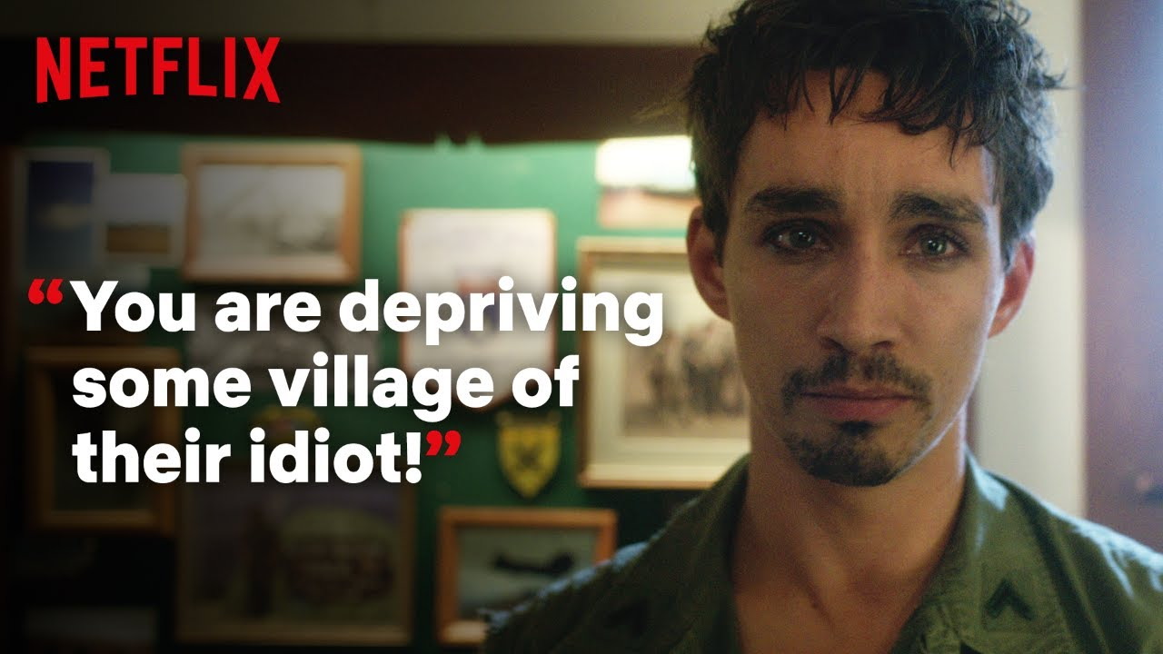 The Umbrella Academy   Klaus' Best Lines   Netflix