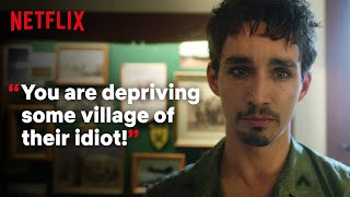 The Umbrella Academy | Klaus' Best Lines | Netflix