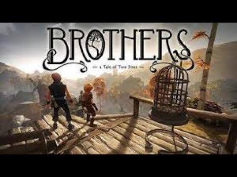 Brothers: A Tale of Two Sons: Game play Prologo |