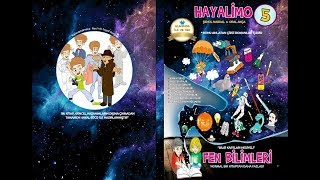Hayalimo 5 Fen Bilimleri Kitabı- Şenol Nardal Ve Oral Akça - Normal Bir Kitaptan Daha Fazlası