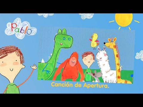 Pablo - Canción de apertura - Nat Geo Kids