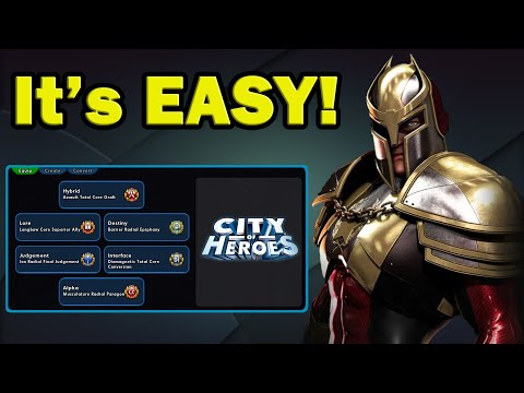 FULL Guide To The Incarnate System | City Of Heroes