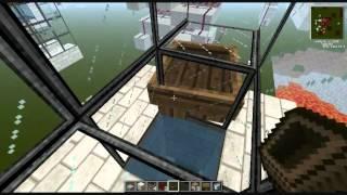 (minecraft)Лифт без поршней-Let