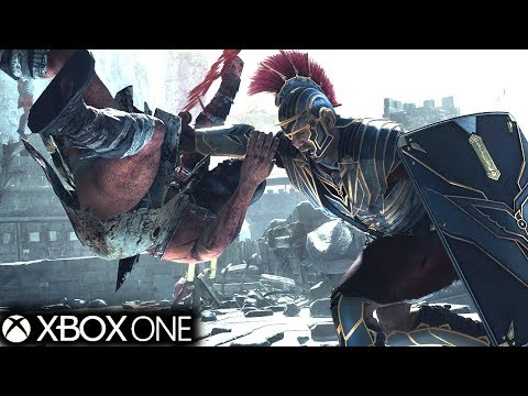 RYSE Son of Rome Xbox One EPIC GRAPHICS & GAMEPLAY!! - Part