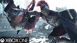 RYSE Son of Rome Xbox One EPIC GRAPHICS & GAMEPLAY!! - Part 1 Walkthrough Livestream