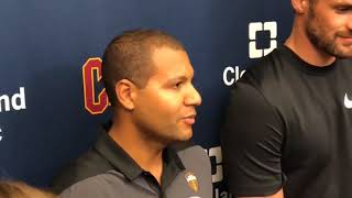"""Koby Altman told Kevin Love: """"I'm not trading you"""""""