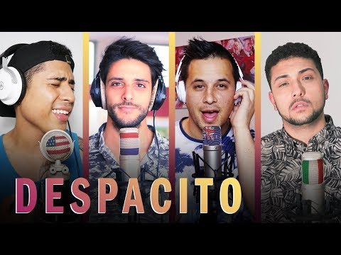 Despacito - Luis Fonsi, Daddy Yankee, Justin Bieber (Continuum Cover)