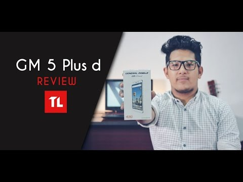 General Mobile GM 5 Plus d Review