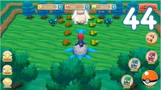 Hey Monster (Monster Park) - I GOT SHINY SNORLAX + NEW POKEMON! WATCH TILL THE END!