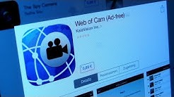 """""""Web of Cam"""" iOS-App   Review"""