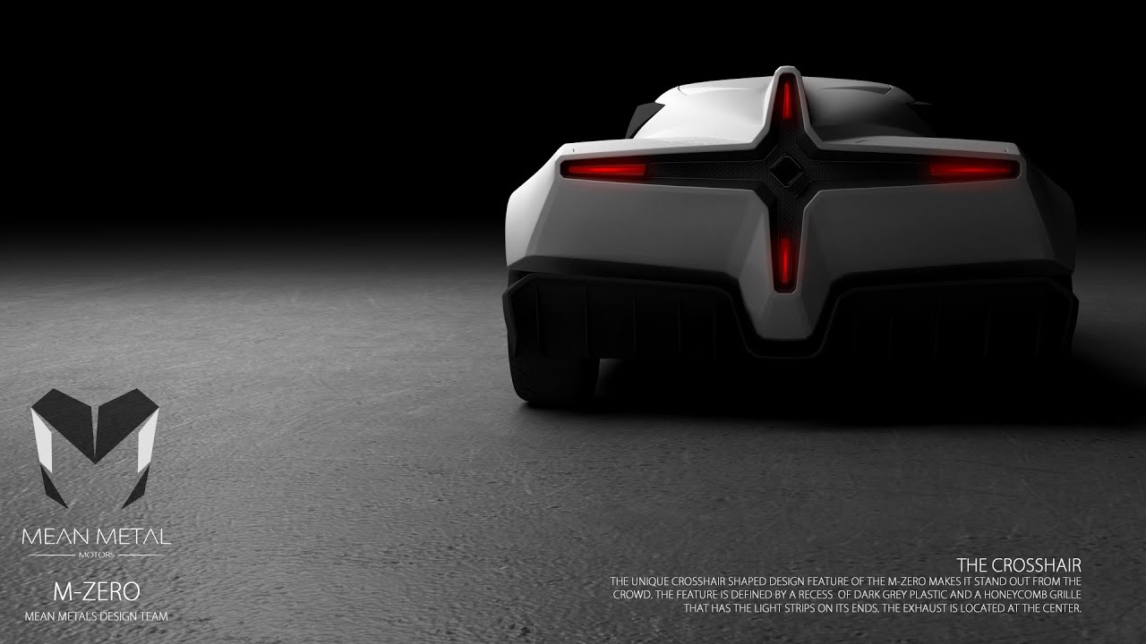 mean metal motors presents india 39 s first supercar the m