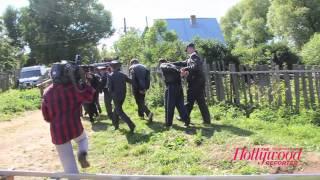 "Арест Охлобыстина на съемках ""Иерей-сан"""