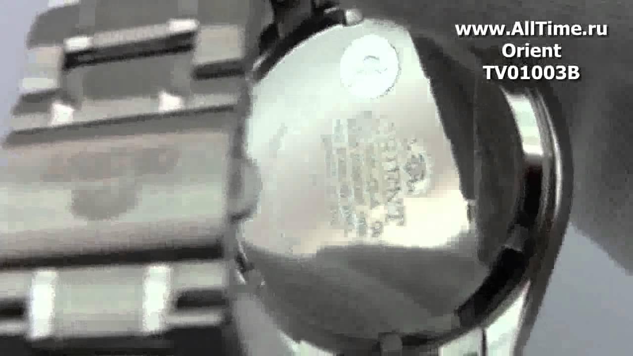 Мужские часы Orient TV01003B Женские часы Swiss Military Hanowa 06-6278.04.005