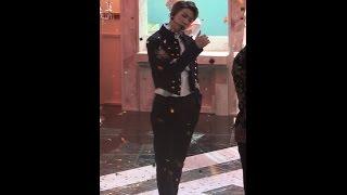 [MPD직캠] 방탄소년단 랩몬스터 직캠 피 땀 눈물 BTS Rap Monster Blood Sweat & Tears Fancam @엠카운트다운_161013