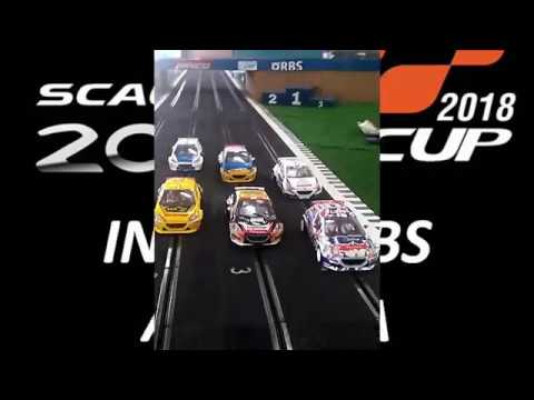 ScaleAuto 208 CUP. Alhama Slot Racing