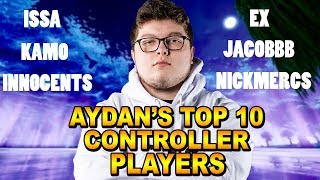 Ghost Aydan Says These Are The BEST Controller Players In Fortnite! Zayt Explains ESL Performances!