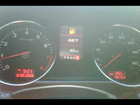 Audi A YouTube - Audi a8 0 60
