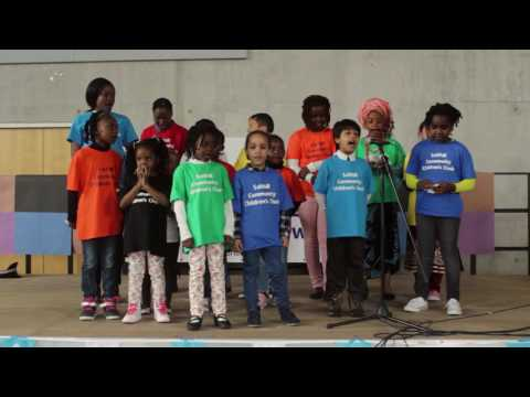 AFRICA DAY Galway 2016 VIDEO