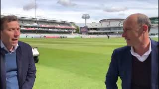 Naseer Hussain and Mike Atherton discuss India's Test Squad Selection for England and WTC Final 😱