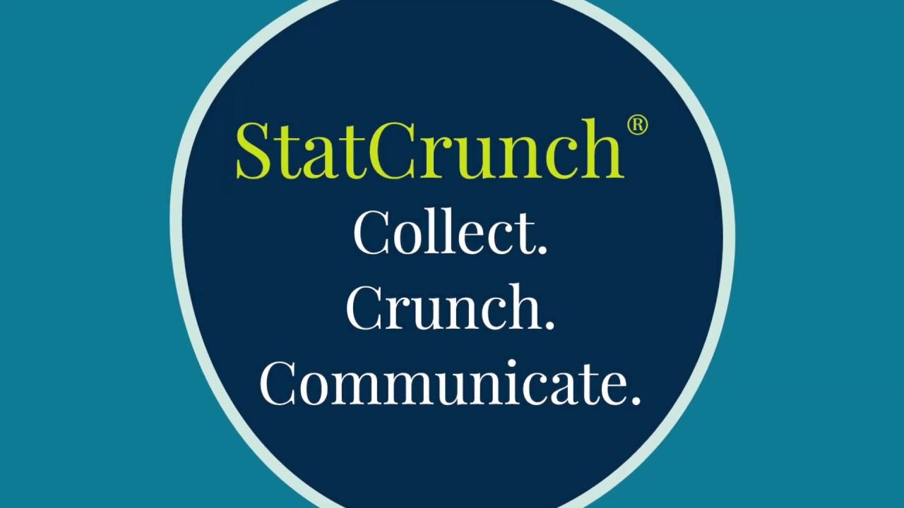 StatCrunch