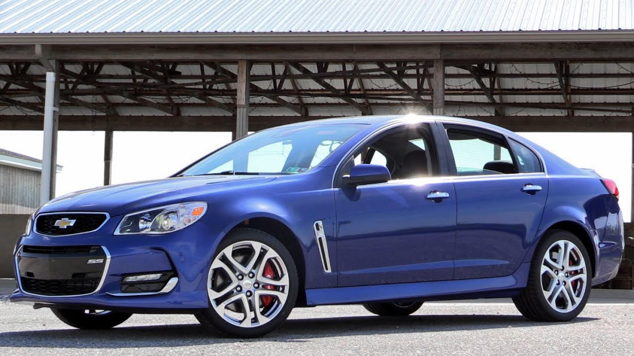 2016 chevrolet ss review youtube. Black Bedroom Furniture Sets. Home Design Ideas