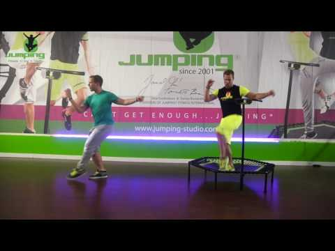 60SI - Déjame Contarte - Jumping Fitness/Zumba/Dance inspiration