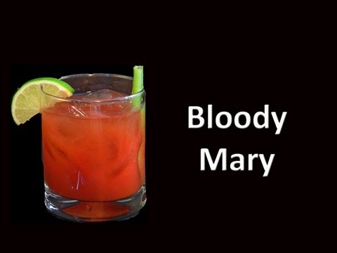 Bloody mary cocktail drink recipe youtube for Coctel bloody mary
