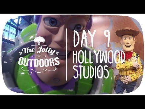 Day 9 - Hollywood Studios - Orlando Florida 2016 holiday vlog Video