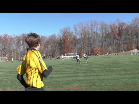U10 NJ Elite Litmanen vs Lehigh Valley United   Fall 2015