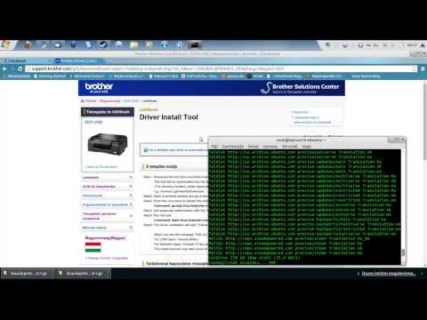 Installing Brother Printer Drivers Ubuntu Epson