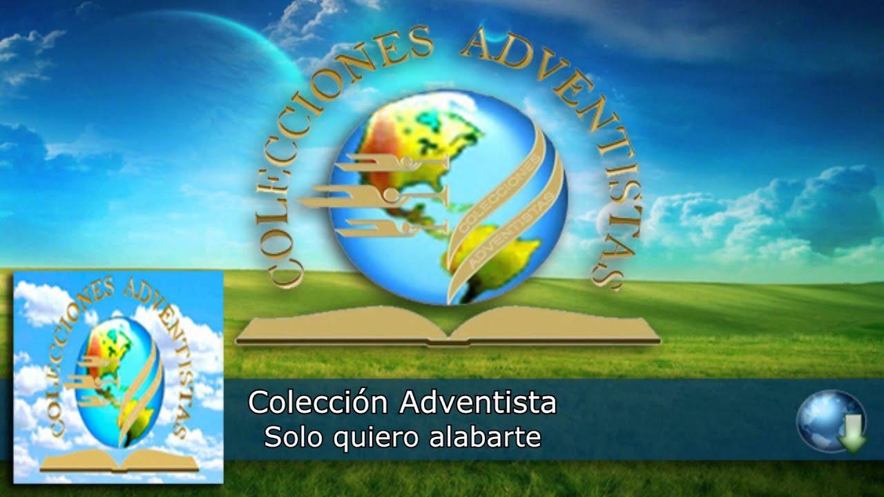 ( Instrumental ) Solo Quiero Alabarte | Coleccion Adventista