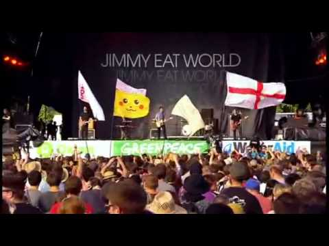Jimmy Eat World perform Sweetness at Reading Festival 2 ...