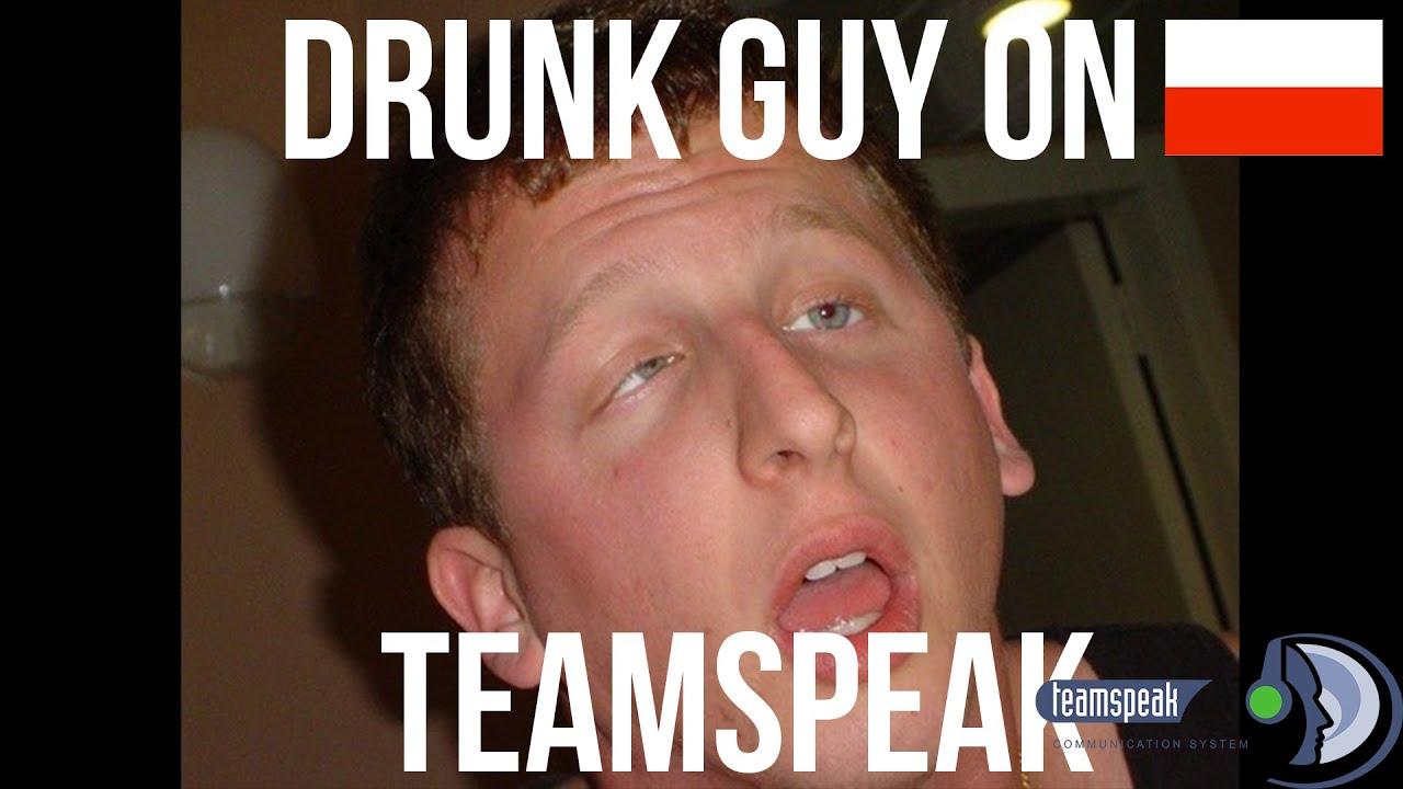 Funny Drunk Guy Meme : Polish drunk guy on teamspeak very funny youtube