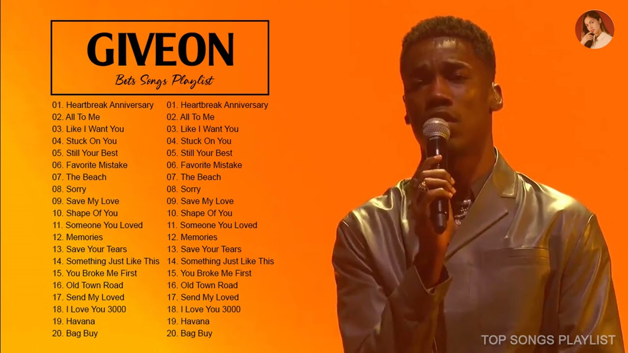 Giveon Greatest Hits Full Album - Best Songs Of Giveon Playlist 2021