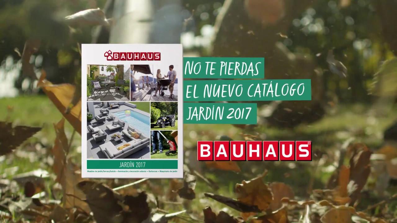 Maquinaria de jard n cat logo jard n 2017 bauhaus youtube - Maquinaria de jardin ...