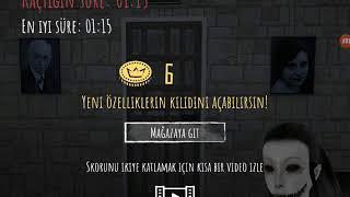 Eyes the horror game (DÜNYA REKORU KIRDIM)